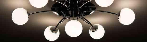 Oświetlenie do salonu - żyrandole klasyczne