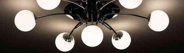 Nowoczesne oświetlenie do każdego pomieszczenia