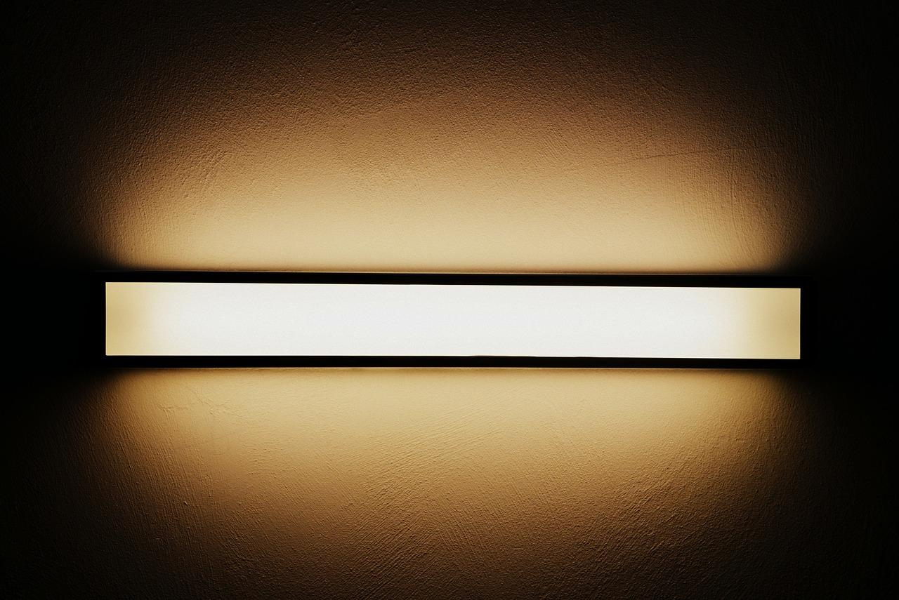 lampa ścienna